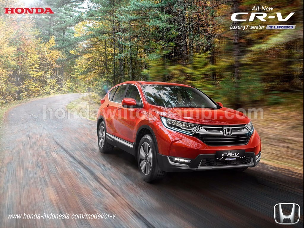 CR-V 1.5 TURBO CVT