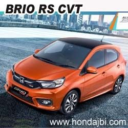 ALL NEW BRIO RS CVT