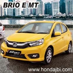 ALL NEW BRIO E MT
